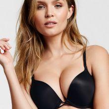 Josephine Skriver sexy Victoria's Secret lingerie 2014 July 12x HQ