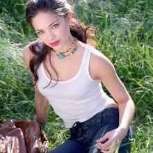 Kristin Kreuk see through Davis Factor photo shoot 8x UHQ photos