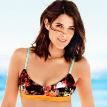 Cobie Smulders sexy Self magazine 2014 April photo shoot 7x UHQ