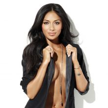 Nicole Scherzinger sexy Studio photo shoot 2015 August 19x UHQ