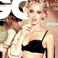 Amber Heard sexy GQ 2014 December issue 6x HQ