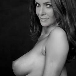 Annie Wersching from Timeless topless photo HQ