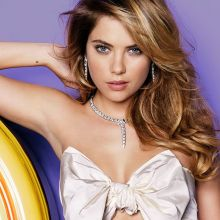Ashley Benson sexy Cosmopolitan 2014 March photo shoot 3x UHQ