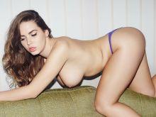 Sabine Jemeljanova nude for May Contain Girl Sweatshirt 9x UHQ photos
