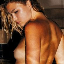 Jennifer Akerman nude Midnight Swim photoshoot for Galore Magazine 9x UHQ