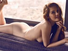 Alexina Graham topless see through lingerie for Barbara Spring-Summer 2017 21x HQ photos