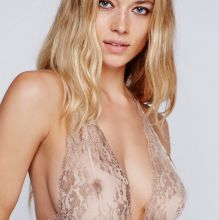 Hannah Ferguson in see through lingerie and nightwear for Free People 2016 58x UHQ photos