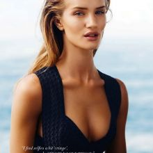 Rosie Huntington-Whiteley sexy Harper's Bazaar Australia 2015 January February 7x HQ