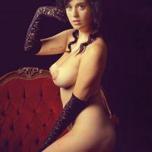 Katy Perry nude retro photo UHQ