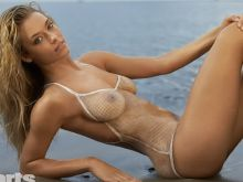 Hannah Ferguson 2014 Sports Illustrated Swimsuit photo shoot 45x HQ