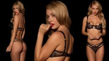 Bryana Holly see through Honey Birdette lingerie 2016 28x UHQ photos