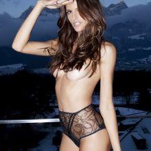 Izabel Goulart sexy Karen Clarkson photoshoot 5x MixQ