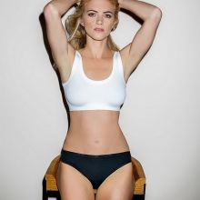 Emily Wickersham sexy Esquire magazine 2014 December 2014 issue 6x MixQ