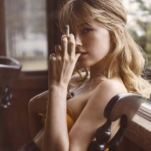Haley Bennett hot in bikinis photo shoot 9x HQ photos