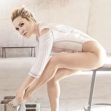 Kate Hudson sexy bodysuit photo shoot for SELF 2016 March 7x HQ photos