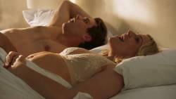 Heléne Yorke - Graves S02 E03 720p nightwear sex scene