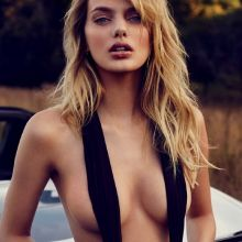 Bregje Heinen topless Maxim 2014 November photo shoot 12x UHQ