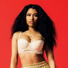 Nicki Minaj sexy Fader 2014 August September 6x HQ