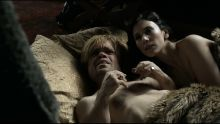 Game of Thrones S01 E09 Sibel Kekilli topless nude sex scenes