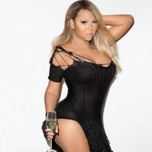 Mariah Carey hot photoshoot 2014 for Wonderland Magazine 3x HQ