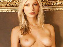 Laura Prepon nude Playboy magazine celebrity cover naked photo shoot UHQ