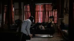 Maggie Siff - Billions S02 E10 720p fetish lingerie corset scenes