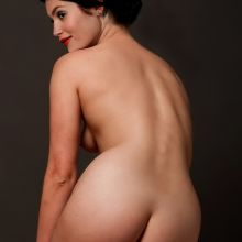 Gemma Arterton nude Esquire magazine cover photo shoot show nice big ass UHQ