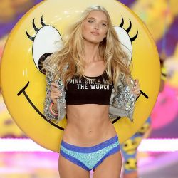 Elsa Hosk 2013 Victoria's Secret Fashion Show 5x UHQ