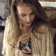 Marta Wierzbicka hot Dalia Autumn-Winter 2014-2015 lingerie collection 23x UUHQ