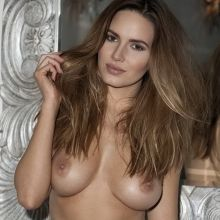 Sabine Jemeljanova topless Page 3 2015 September 4x HQ