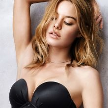 Camille Rowe sexy Victoria's Secret lingerie 2014 April 26x HQ