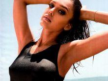 Jessica Alba sexy Maxim magazine 2014 September  9x UHQ