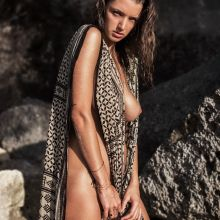 Alyssa Arce topless nude Dawn Drifter photo shoot 2016 February 25x HQ photos