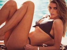 Maryna Linchuk sexy Vogue 2014 May 12x HQ