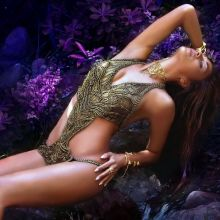 Nicole Scherzinger see-through Dress for Your Love Promo Shoot 26x UHQ