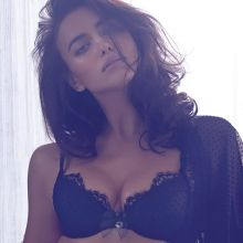 Irina Shayk hot and sexy Twin Set Lingerie 2014 Fall Winter 12x UHQ