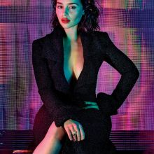 Emilia Clarke sexy GQ Magazine - GQ's Woman of the Year Issue -2015 October 12x HQ