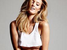 Kate Bock topless GQ magazine 2014 June 7x MQ