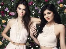 Kendall Jenner and Kylie Jenner sexy for PacSun Exclusive Paradise Lost 2016 collection 7x HQ photos