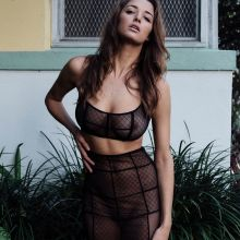 Remarkable, alyssa arce see through think