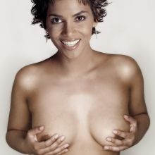 Halle Berry from X-Men Days of Future Past nude photo UHQ