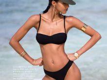 Lais Ribeiro sexy Elle 2014 June 9x UHQ