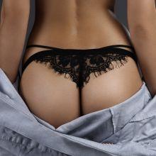 Greta Mikalauskyte see through pokies SESE lingerie photo shoot 35x UHQ photos