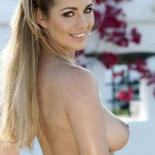 Holly Peers topless Page 3 photo shoot 2014 August 3x UUHQ