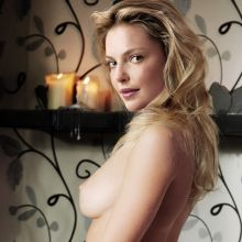 Katherine Heigl nude Vogue magazine cover photo shoot UHQ