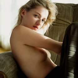 Aurelija Bulaukaite topless