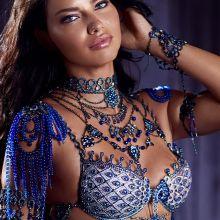 Adriana Lima sexy Victoria's Secret 2014 lingerie 9x HQ