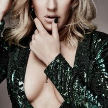 Ellie Goulding sexy photo shoot for Glamour UK 2015 November 9x HQ