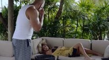 Nhya Cedon, etc - Ballers S02 E09 720p topless nude scenes
