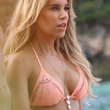 Sylvie Meis bikini swimwear collection 2016 by Hunkemöller 14x MixQ photos